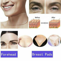 Durable Anti Wrinkle Chest Neck Eye Face Breast Pad Silicone Patch Skin Care