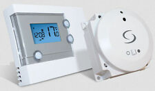 Salus RT500BC Programmable thermostat with plug in receiver module