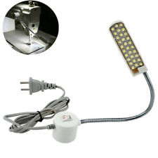 LED Light Lamp Sewing Machine Magnetic Base Switch for Sewing White Color z x c