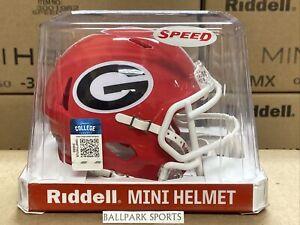 GEORGIA BULLDOGS - Riddell Speed Mini Helmet