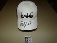 Phil Mickelson Hand Signed NEW KPMG Hat JSA #P67396 PGA Golf Autograph Signature