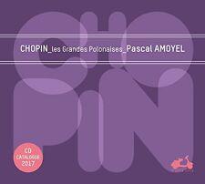 Pascal Amoyel - Chopin Les Grandes Polonaises [CD]