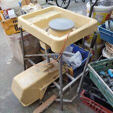 Vintage Pottery Wheel Potters machine