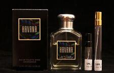 Havana Men's perfume by Aramis - Choose your sample size