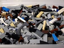 50 Lego Castle Pieces: Arches Wall Bricks Columns Sloped Wedges Random Mix