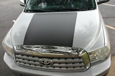 For TOYOTA TUNDRA / SEQUOIA vinyl HOOD decal BEST quality and FAST shipping FREE