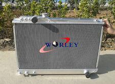 52mm For TOYOTA SUPRA MK3 MA70;7M-GTE/U 3.0L MT 1986-1992 Aluminum Radiator