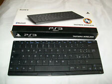 Sony Bluetooth Wireless Keyboard For PS3