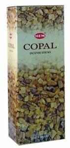 HEM Incense Copal 120-Sticks Free Shipping