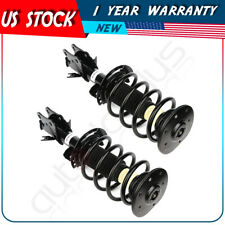 Fits Ford Fusion 2013-19 Front Complete Strut w/Coil Spring Shock Assemblies ×2