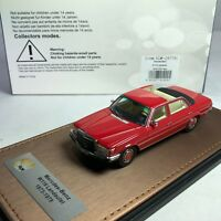 1/43 GLM Mercedes-Benz W116 Landaulet 1973-1979 Red GLM207701