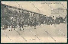 Perugia Foligno Artiglieria cartolina EE5144