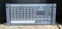 Peavey IRM 8150 8-Ch. Industrial Rackmount Powered Mixer Amplifier Parts/Repair