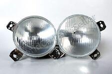 Fog Driving Lights LEFT+RIGHT Fits VW Golf Mk2 1984-1991