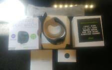 MIO ALPHA 2 Heart Rate Monitor Watch and Activity Tracker (58P-BLK) Md Large