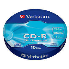 Verbatim Cd-r 52x Wrap extra Protection
