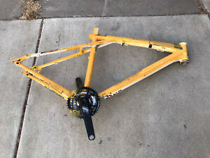 "Vintage GT Avalanche 26"" Mountain Bike Frame Large (Aluminum) With Suntour Crks"