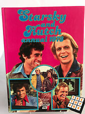 BBC TV Starsky and Hutch Storybook Annual Book 1978