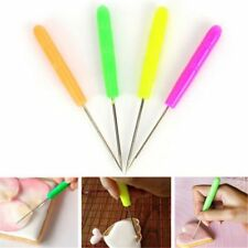 Cookie Scribe Needle Sugarcraft Fondant Cake Shape Royal Icing Decor Tools 1Pc