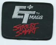 ET MAGS street smart patch 2-3/4 X 3-3/4 #1138