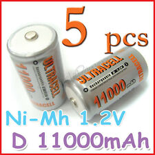 5 D 11000mAh Ni-Mh 1.2V rechargeable battery ULTRACELL