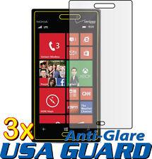 3x Anti Glare Matte Finishing LCD Screen Protector Cover Guard Nokia Lumia 928