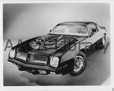 1974 Pontiac Trans Am 455, Factory Photo (Ref. #69561)