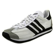 Chaussures blanches adidas pour homme, pointure 40