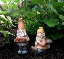 Décorations nain de jardin en plastique/résine   Achetez sur ...