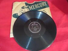 ROSE MURPHY I CAN'T GIVE YOU ANYTHING BUT LOVE/CECELIA MERCURY 8111