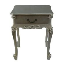 Unbranded Silver 61cm-65cm Height Bedside Tables & Cabinets