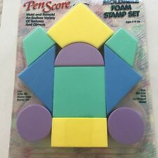 PenScore by Clearsnap - Moldable Foam Stamp Set - NEW