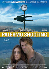 Palermo Shooting (2008) DVD