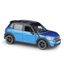 1:24 Blue Mini Countryman BMW Vehicle Minature Diecast Model Collection Car Toys