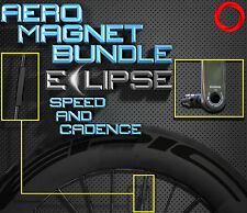 MOBIUS BLACK ECLIPSE Cadence+Speed Spoke Magnet for Computer Garmin GSC-10