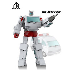 New Transformable Newage NA H8 MILLER mini Ratchet Action figure toy