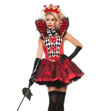 Starline Queen of Roses Hearts Sexy Womens Costume XL 14 New