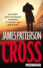 Cross (Alex Cross Novels) by James Patterson