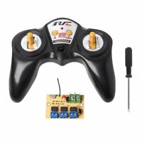 High-power 2.4G 50 Meter Remote Control with Receiver 6-15v for Car Model Ship