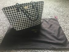 Kate Spade **Authentic** Black and White Large Tote/Handbag