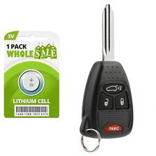 Replacement For 2004 2005 2006 2007 2008 Chrysler Pacifica Key Fob Remote
