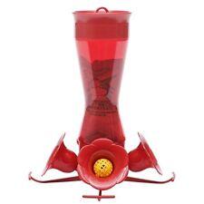 Perky-Pet 403CP Pinch Waist Plastic Hummingbird Feeder with Free Nectar, 8-Ounce