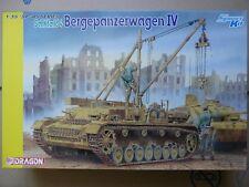 Maquette WWII 1/35 DRAGON Ref 6438 Sd.Kfz.164 Bergepanzerwagen IV