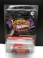 Hot Wheels Larry's Garage 8/20 '32 Ford Sedan Delivery Rare Classic VHTF W/Case