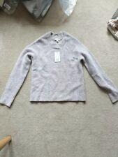 New Cos Speckled Cotton-Wool Jumper, EU XS RRP £69 - BNWT