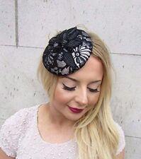 Lace Vintage Fascinators & Headpieces for Women