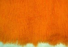 "Tibetan Lambskin for "" Goats"", Bright Orange"