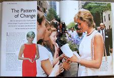 Princess Diana An Extraordinary Life HC book 2000 photos 635 pages from England
