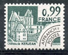 STAMP / TIMBRE FRANCE NEUF PREOBLITERE N° 167 ** CHATEAU DE KERJEAN