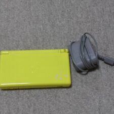 Nintendo DS Lite Pikachu Edición Consola AC Adaptador Pokemon Centro Limitado